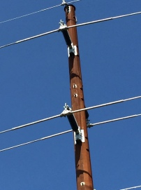 Dominion Power steel pole installation
